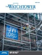 The Watchtower Study Edition March 2016