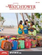 The Watchtower Study Edition April 2016