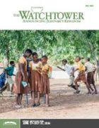 The Watchtower Study Edition May 2016