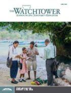 The Watchtower Study Edition June 2016