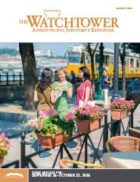 The Watchtower Study Edition August 2016