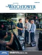 The Watchtower Study Edition October 2016