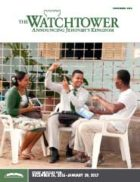 The Watchtower Study Edition November 2016