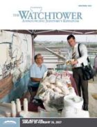 The Watchtower Study Edition December 2016