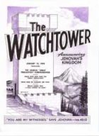 The Watchtower January 15 1970