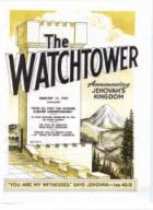 The Watchtower February 15 1970