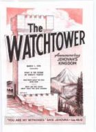 The Watchtower March 01 1970
