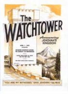 The Watchtower April 01 1970