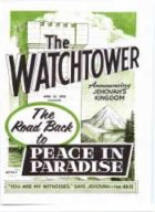 The Watchtower April 15 1970