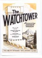 The Watchtower May 15 1970