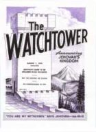 The Watchtower August 01 1970