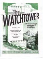 The Watchtower September 01 1970