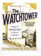 The Watchtower September 15 1970