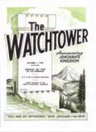 The Watchtower October 01 1970