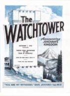 The Watchtower November 01 1970