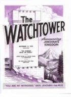 The Watchtower November 15 1970