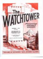 The Watchtower December 01 1970