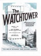 The Watchtower January 01 1971
