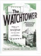 The Watchtower February 15 1971