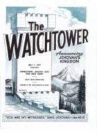 The Watchtower May 01 1971