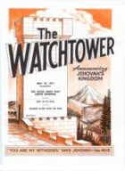 The Watchtower May 15 1971