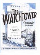The Watchtower June 01 1971