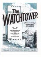 The Watchtower July 01 1971