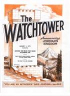 The Watchtower August 01 1971