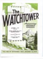 The Watchtower September 01 1971