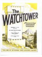The Watchtower September 15 1971