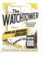 The Watchtower October 15 1971