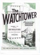 The Watchtower November 01 1971