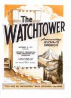 The Watchtower November 15 1971