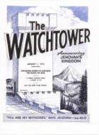 The Watchtower January 01 1972