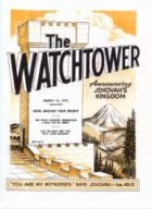 The Watchtower March 15 1972