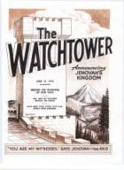 The Watchtower June 15 1972