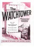 The Watchtower July 01 1972