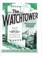 The Watchtower July 15 1972