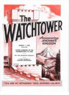 The Watchtower August 01 1972