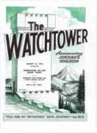 The Watchtower August 15 1972