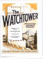 The Watchtower September 01 1972