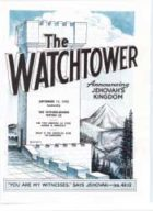 The Watchtower September 15 1972