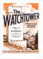 The Watchtower November 01 1972