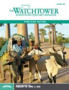 The Watchtower Simplified Edition January 2016