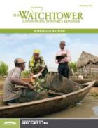 The Watchtower Simplified Edition February 2016