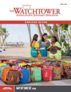 The Watchtower Simplified Edition April 2016