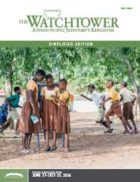 The Watchtower Simplified Edition May 2016