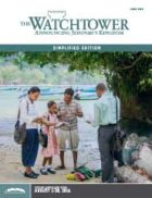 The Watchtower Simplified Edition June 2016