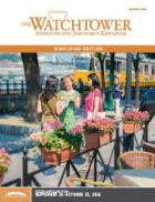 The Watchtower Simplified Edition August 2016