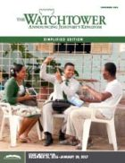 The Watchtower Simplified Edition November 2016